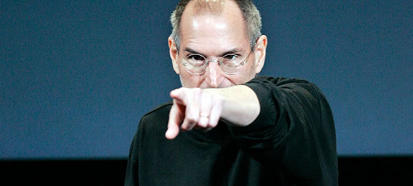 Steve Jobs Challenged Us To Believe